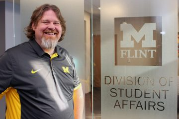 Chip Evans | UM-Flint Disability Services Coordinator