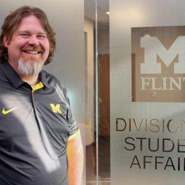 Chip Evans | UM-Flint Disability Services Coordinator