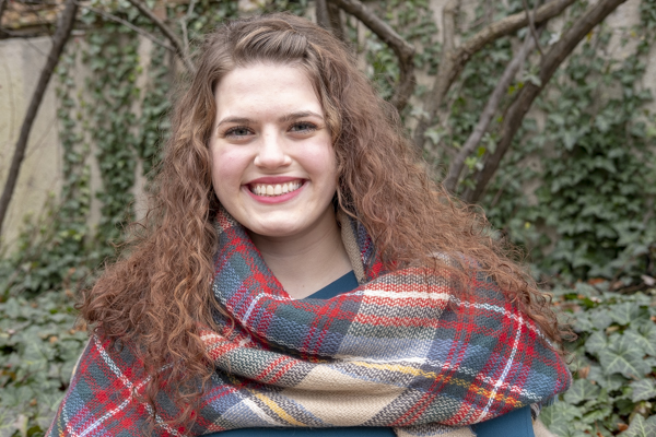 Hannah Karczewski | 2018 December commencement ceremony student speaker
