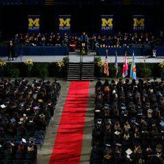 University of Michigan-Flint Commencement Ceremony