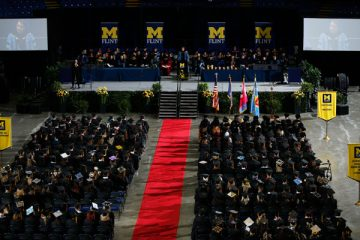 University of Michigan-Flint Commencement Ceremony