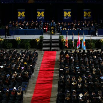 UM-Flint announces winter 2018 Maize and Blue Award winners