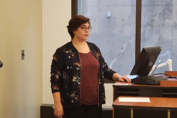 Dr. Isabel Lopez-Cobo | Visiting international scholar and assistant dean of education and psychology at Universidad Loyola Andalucia in Seville, Spain
