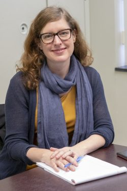 Emily Feuerherm, PhD | Assistant Professor of Linguistics