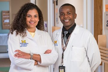 university of michigan physician assistant students