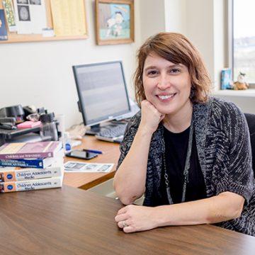 Sarah Rosaen, PhD | UM-Flint Professor of Communication