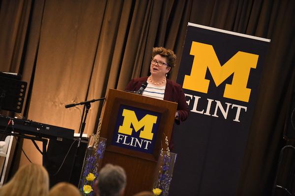 Interim Provost Susan E. Alcock