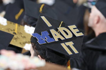 2019 Spring Commencement at the University of Michigan-Flint