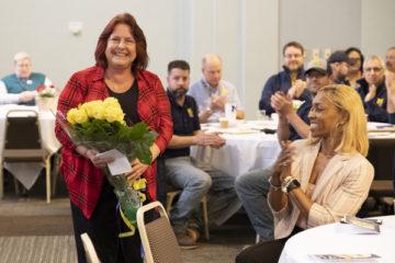 Dee Dee Hurley | 2019 Staff Recognition Award recipient