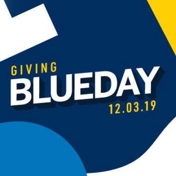 Giving Tuesday gets a maize and blue makeover on Dec. 3