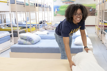 UM-Flint's 'day of service' on MLK Day