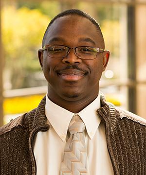 UM-Flint School of Management career planning counselor Antonio Riggs