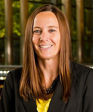 UM-Flint Career Center manager Sara Barton