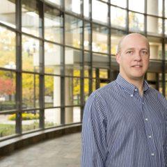 Photo of new CIT Dean, Chris Pearson