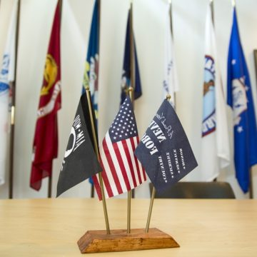 UM-Flint Launches New Support for Student Veterans on Veterans Day 2020