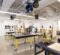 Inside of new Murchie Science expansion