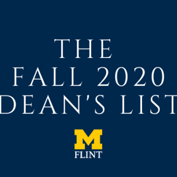1,379 Students Named to Fall 2020 Dean's List
