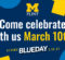 Giving Blueday graphic