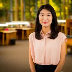 Photo of Social Work Professor Julie Ma