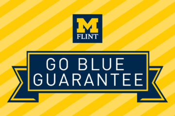 Go Blue Guarantee Logo